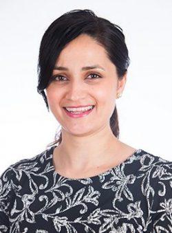 Dr Ayeza Durrani